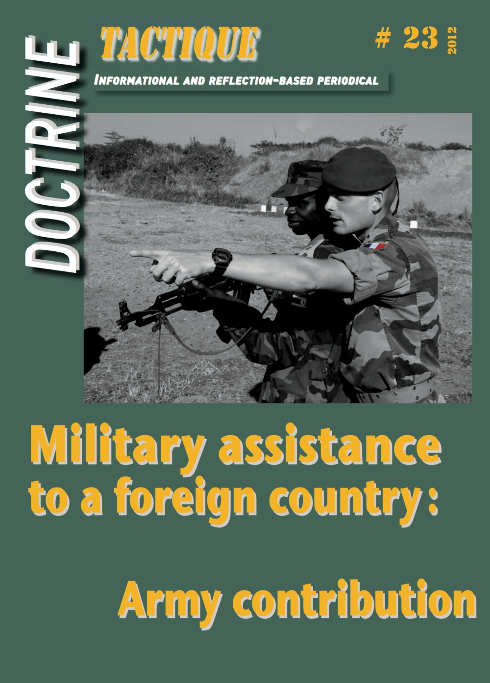 Doctrine magazine
