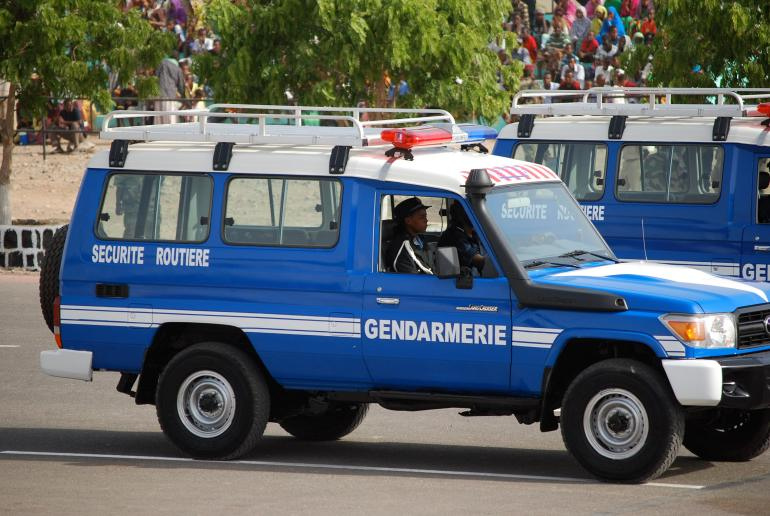 GN Securite Routiere